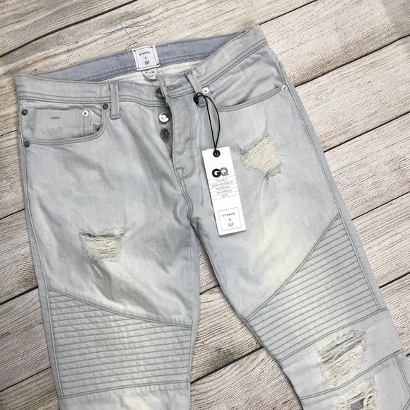 new lower prices special sales stable quality Stampd Jeans | New 2015 Gq Gap Biker Skinny 3032 | Poshmark